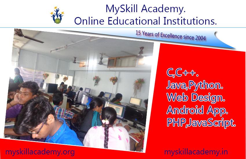 best Computer Education Center online training institute